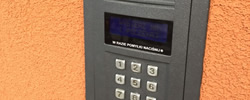 Tooting access control service